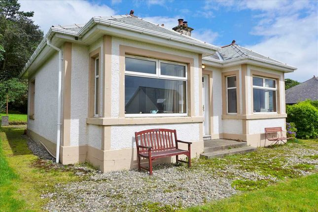 Thumbnail Bungalow for sale in Jesmond, Bungalow Road, Lamlash