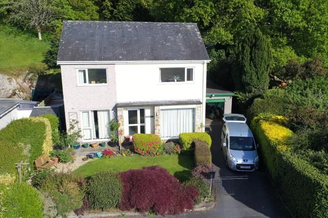 Thumbnail Detached house for sale in Bryn Eithin, Talsarnau, Gwynedd