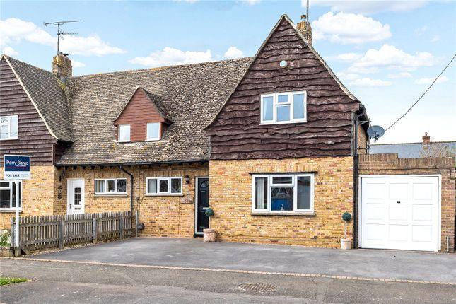 Thumbnail Semi-detached house for sale in Shrivenham, Swindon