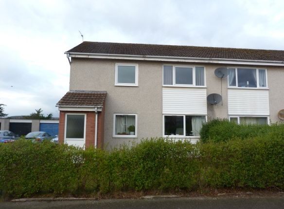 Thumbnail Flat to rent in 58 Milnefield Avenue, Elgin