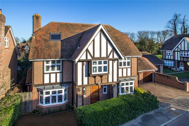 Thumbnail Detached house for sale in Limewood Close, Beckenham