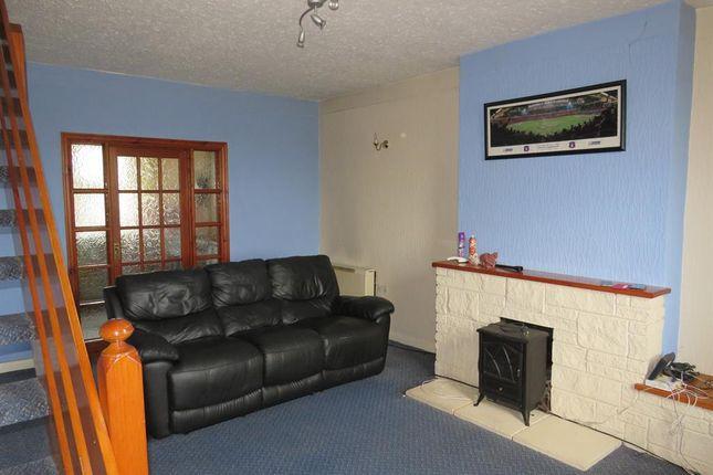 Living Room of Lonsdale Terrace, Crosby Villa, Maryport CA15