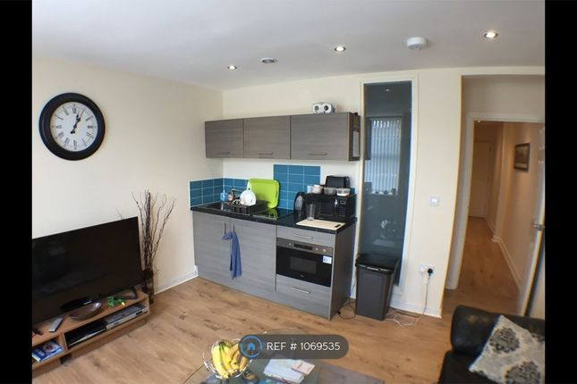 1 bed flat to rent in Market Street, Ebbw Vale NP23