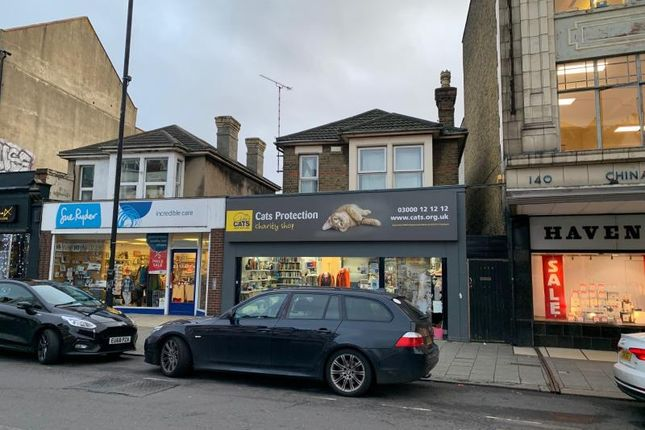 Thumbnail Retail premises for sale in Shop, 142, Hamlet Court Road, Westcliff-On-Sea
