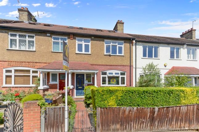 Thumbnail Terraced house for sale in Ealing Park Gardens, London