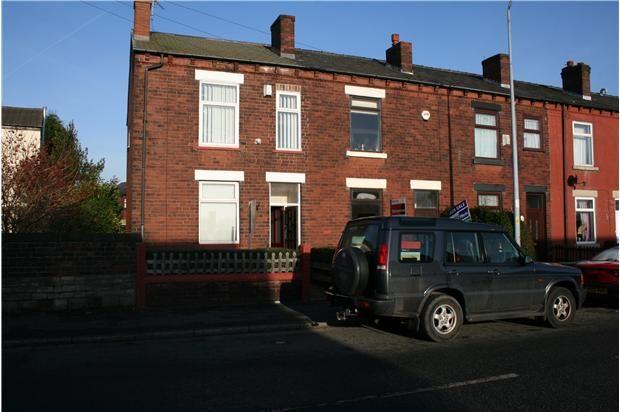 Thumbnail End terrace house to rent in Moss Lane, Platt Bridge, Wigan