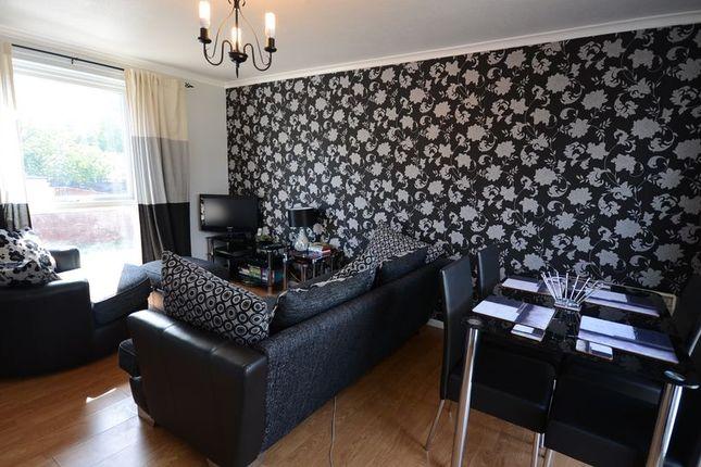 Thumbnail Maisonette to rent in Cottesmore, Bracknell
