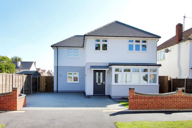 Thumbnail Detached house for sale in Ronaldstone Road, Sidcup, Kent