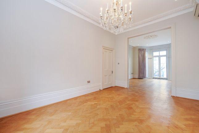Thumbnail Semi-detached house to rent in Scarsdale Villas, Kensington
