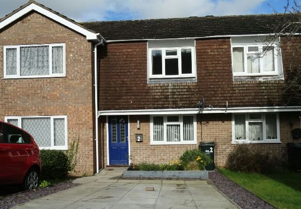 Thumbnail Terraced house to rent in 2 Cherry Tree Drive, Fruitlands, Malvern