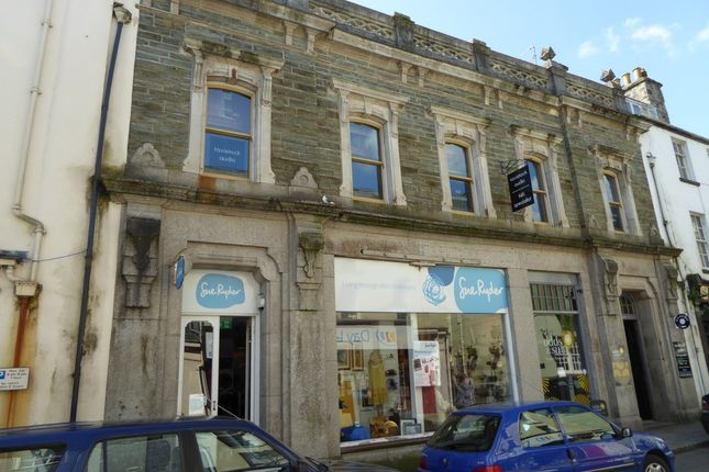 Thumbnail Land for sale in Town Steps, West Street, Tavistock