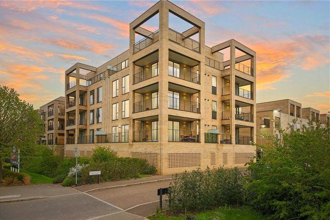 Thumbnail Flat for sale in Seekings Close, Trumpington, Cambridge