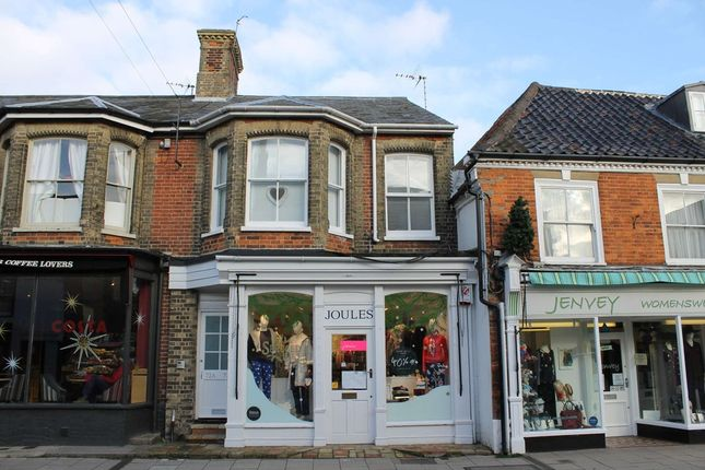 Thumbnail Flat for sale in Sky View, High Street, Southwold