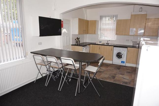 Thumbnail Shared accommodation to rent in Eccles Old Road, Salford