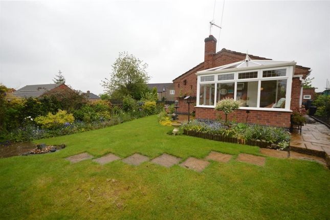 Thumbnail Bungalow for sale in May Meadow Close, Barlestone, Nuneaton