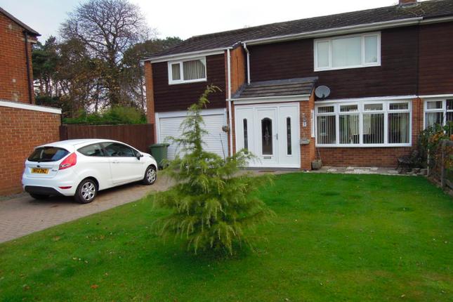 4 bed semi-detached house to rent in Kirklevington Grange, Yarm