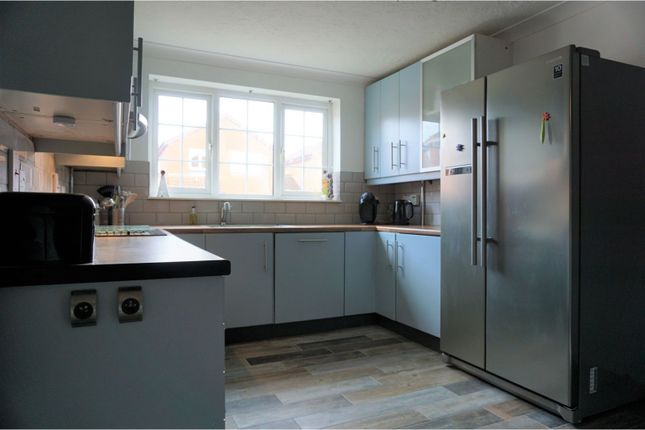 Detached house for sale in St. Matthews Close, Evesham
