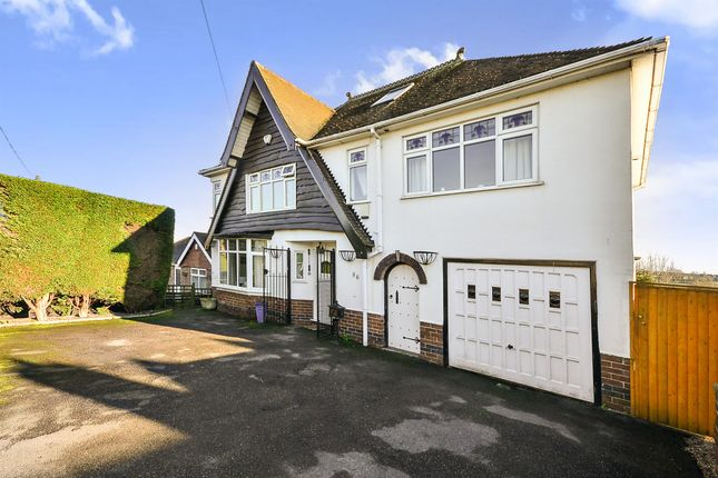 Thumbnail Detached house for sale in Baker Road, Giltbrook, Nottingham