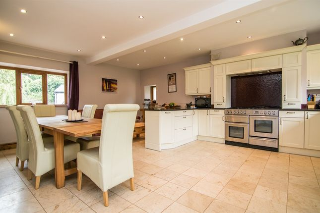 Thumbnail Detached house for sale in St. Andrews Major, Dinas Powys, Dinas Powys