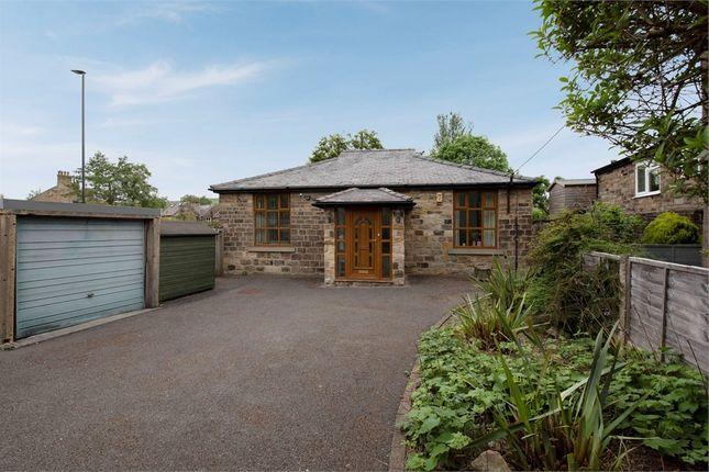 Thumbnail Detached bungalow for sale in Fishers Bridge, Hayfield, High Peak, Derbyshire