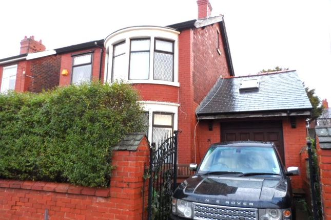 Thumbnail Detached house for sale in Dutton Road, Blackpool