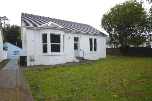 Thumbnail Detached bungalow for sale in Alexandra Parade, Dunoon