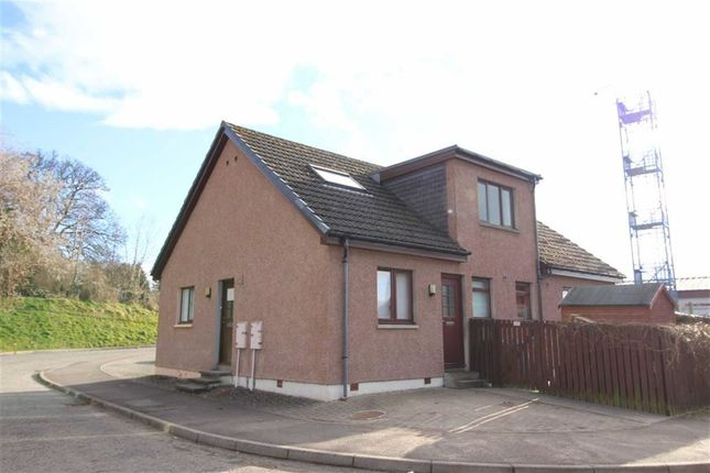 Thumbnail Flat for sale in 1c, Station Square, Fortrose