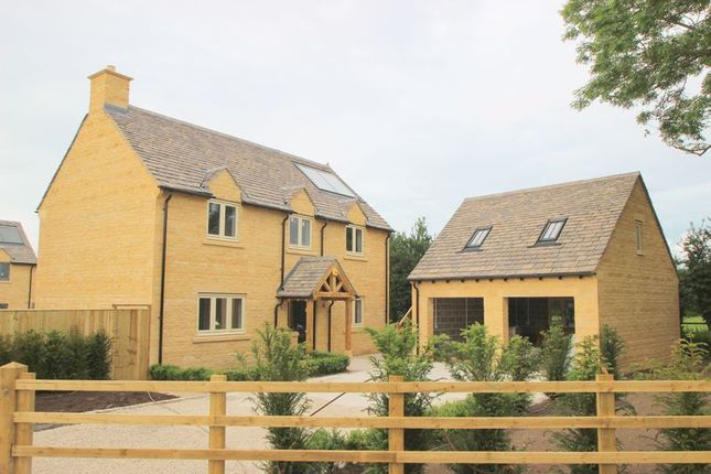 Thumbnail Detached house for sale in Broadway Road, Mickleton, Chipping Campden