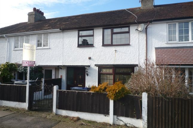 Thumbnail Terraced house to rent in Herne Avenue, Herne Bay, Kent