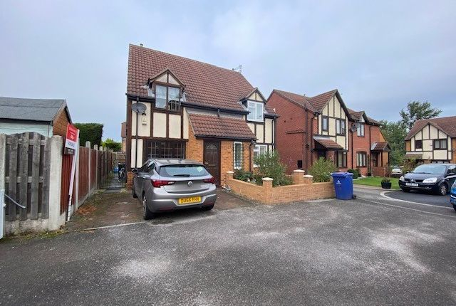 2 bed semi-detached house for sale in Century Court, Edlington, Doncaster DN12