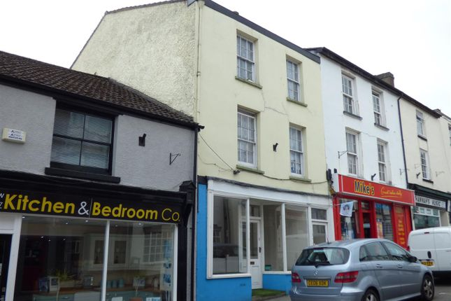 Thumbnail Property to rent in Moor Street, Chepstow, Chepstow