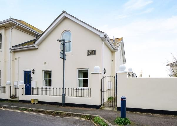 Thumbnail Flat for sale in Coombe Vale Road, Teignmouth, Devon