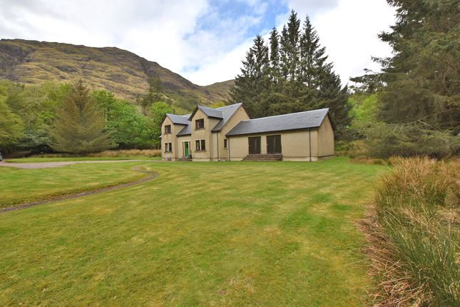 Thumbnail Detached house for sale in Clovullin, Ardgour