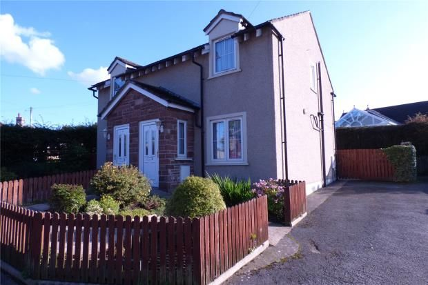 Thumbnail Semi-detached house for sale in The Sands, Brampton, Cumbria
