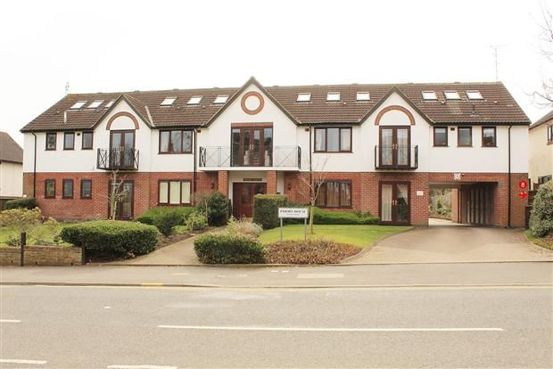Thumbnail Flat for sale in Priory House, Priory Road, Kenilworth