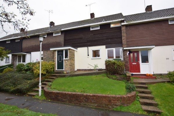 Thumbnail Terraced house for sale in Gernons, Lee Chapel South