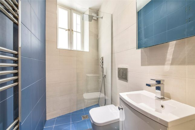 Bathroom of Avonmore Mansions, Avonmore Road, London W14
