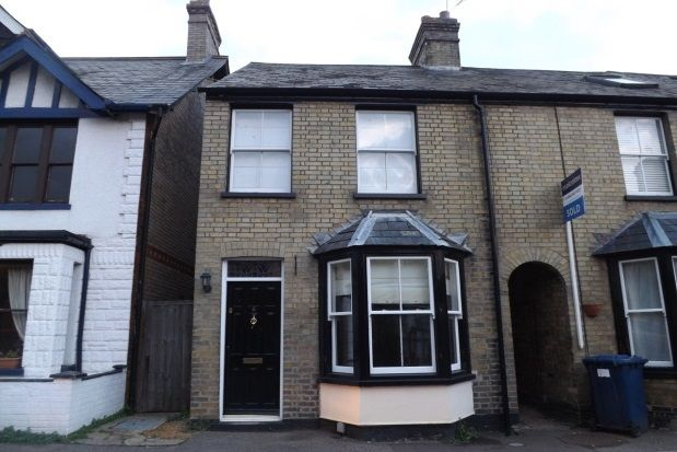 2 bed property to rent in Temple Close, Huntingdon