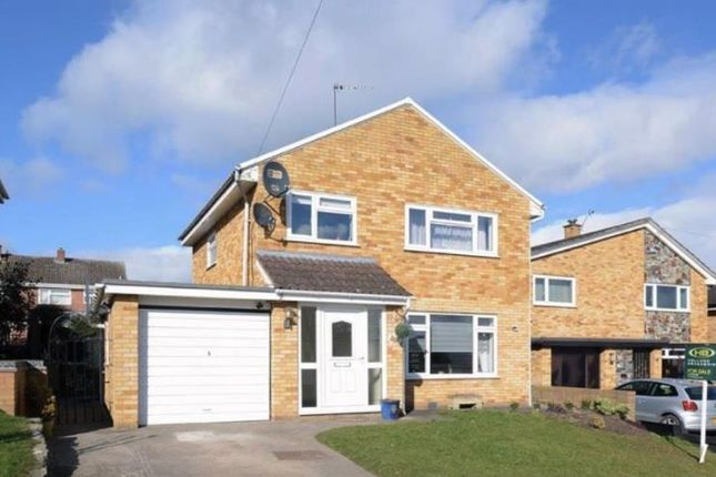 Thumbnail Detached house for sale in Ashfields Road, Shrewsbury