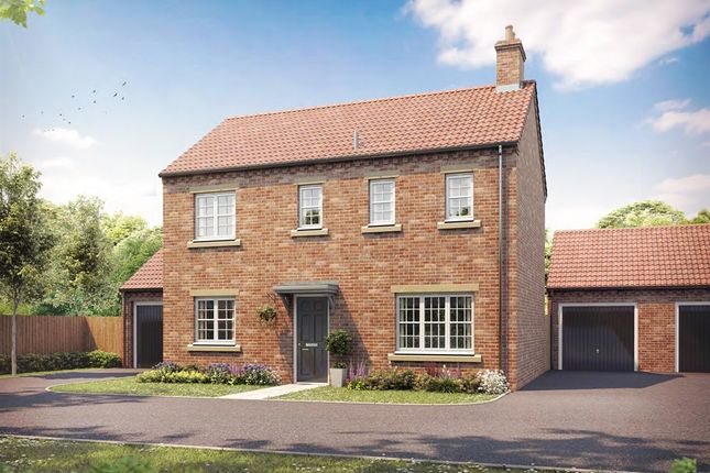 "Thumbnail Detached house for sale in ""The Brandsby"" at Fordlands Road, Fulford, York"