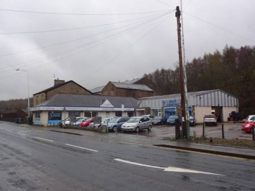 Thumbnail Commercial property for sale in Bacup, Lancashire