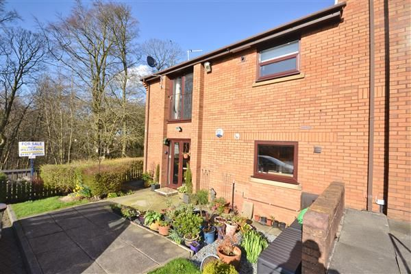 Thumbnail Flat for sale in Rookery Close, Chorley