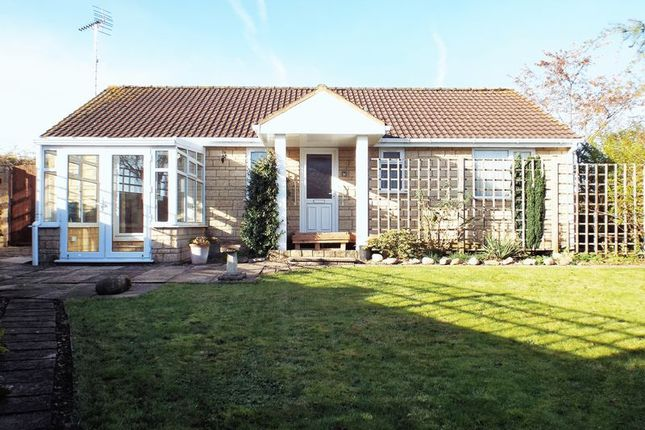 Thumbnail Detached bungalow for sale in Frogwell, Chippenham