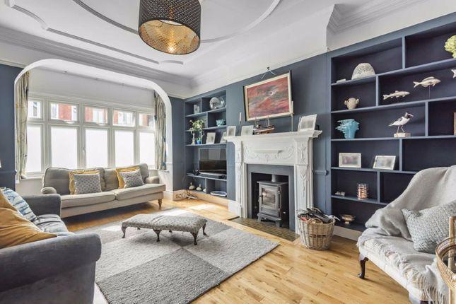 Thumbnail Semi-detached house for sale in Nimrod Road, Furzedown, London