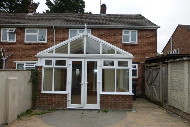 Thumbnail Property to rent in Monmouth Road, Yeovil