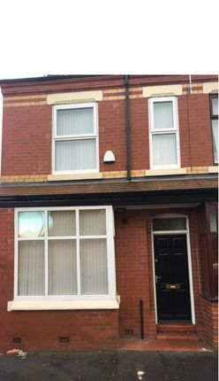 Thumbnail Shared accommodation to rent in Romney Street, Salford