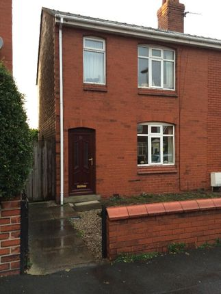 Thumbnail Semi-detached house to rent in Moss Road, Billinge