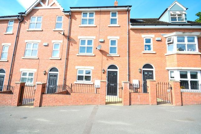 Thumbnail 4 bed terraced house for sale in The Manse, Chester Le Street