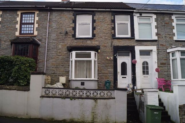 3 bed terraced house for sale in Consort Street, Mountain Ash CF45