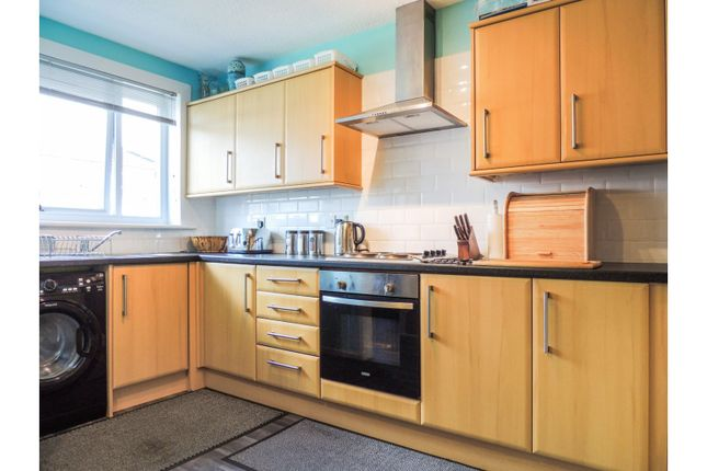 Thumbnail Terraced house for sale in Netherhouse Place, Glasgow